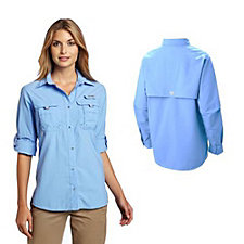 JET0000377 - Columbia Ladies Bahama II Long Sleeve Shirt