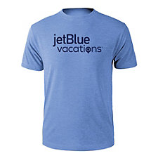 Tri-Blend Short Sleeve T-Shirt - JetBlue Vacations