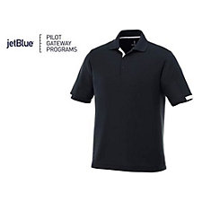 Kiso Short Sleeve Polo Shirt - Pilot Gateway Programs