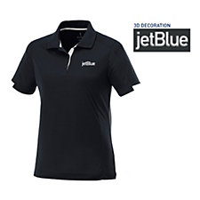 Ladies Kiso Short Sleeve Polo Shirt