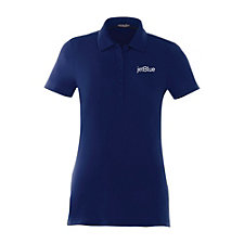 Ladies Acadia Short Sleeve Polo