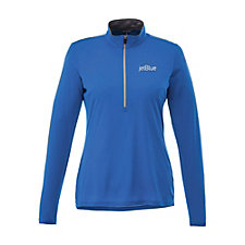 Ladies Vega Tech Half-Zip