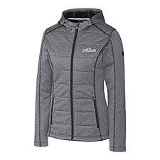 Cutter and Buck Ladies Altitude Quilted Jacket