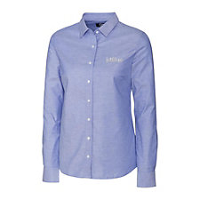 Cutter and Buck Ladies Stretch Oxford Shirt