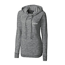 Cutter and Buck Ladies Tie Breaker Hoodie