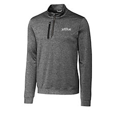Cutter and Buck Stealth Half Zip Pullover