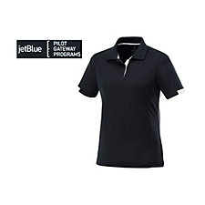 Ladies Kiso Short Sleeve Polo Shirt - Pilot Gateway Programs