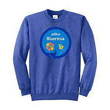 Port & Company Core Crewneck Sweatshirt - Bluericua