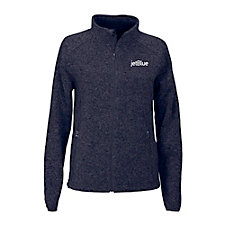 Ladies Summit Sweater-Fleece Jacket