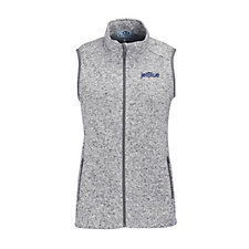 Ladies Summit Sweater-Fleece Vest