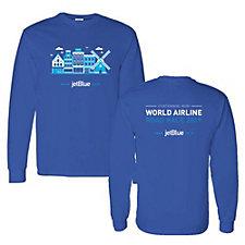 Gildan Ultra Cotton Long Sleeve T-Shirt - WARR