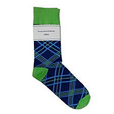 Mid-Calf Crew Socks (1 Pair)
