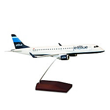 E190 Stripes Livery Model Plane - 1:100 (1PC)