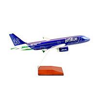 A320 NYPD Livery Model Plane - 1:100 (1PC)