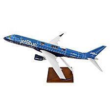 E190 Blueprint Livery Model Plane - 1:100 (1PC)