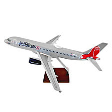 A320 Boston Red Sox Livery Model Plane - 1:100 (1PC)