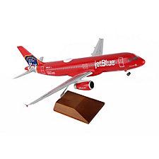 A320 FDNY Livery Model Plane - 1:100 (1PC)
