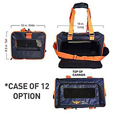 JetBlue Pet Carrier for Airports Only - (CASE of 12)