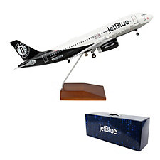 A320 Brooklyn Nets Livery Model Plane - 1:100 (1PC)