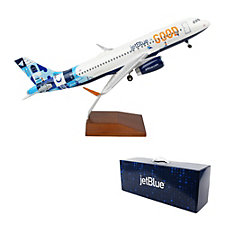 A320 JetBlue for Good Livery Model Plane - 1:100 (1PC)
