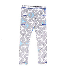 True Blue Airplanes Leggings with Pockets (1PC)