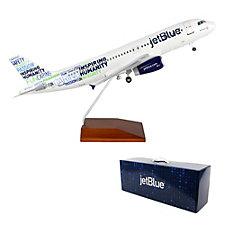 A320 Bluemanity Livery Model Plane - 1:100 (1PC)