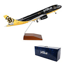 A320 Boston Bruins Livery Model Plane - 1:100 (1PC)