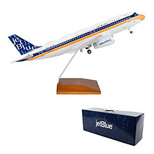 A320 Retrojet Livery Model Plane - 1:100 (1PC)