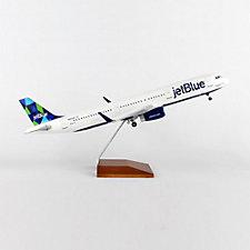 A321 Prism Livery Model Plane - 1:100 (1PC)