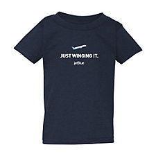 Just Winging It Toddler T-Shirt (1PC)
