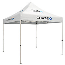 Standard 10 ft. Tent - Chase