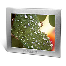 Silver Acclaim Photo Frame - 8 in. x 10 in. - Chase