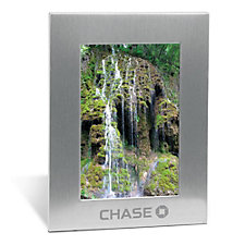 Silver Acclaim Photo Frame - 5 in. x 7 in. - Chase