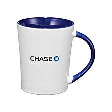 Aura Ceramic Mug - 14 oz. - Chase