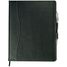 Hampton Ultra Hyde Journal Book - 7 in. x 9 in. - Chase