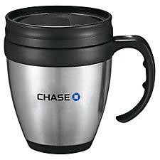 Java Stainless Steel Desk Mug - Chase