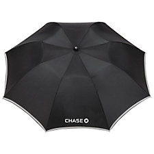 Auto Folding Safety Umbrella - 42 in. - Chase