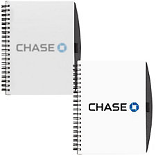 Reveal Spiral Bound Journal - 5 in. x 7 in. - Chase