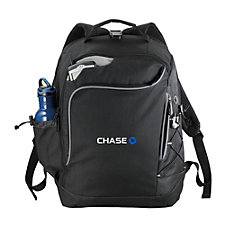 Summit Checkpoint-Friendly Computer Backpack - Chase