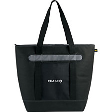Convertible Cooler Tote - 18 in. H x 8 in. W x 22 in. L - Chase