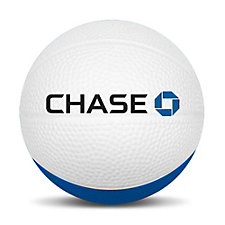 Molded Foam Basketball - 4 in. - Chase