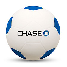 Molded Foam Soccer Ball - 4 in. - Chase