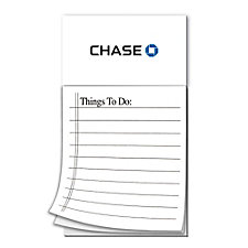 Magnetic Things To Do Notepad - Chase