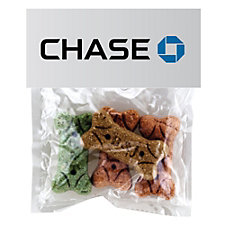 Header Bag Dog Treats - Chase