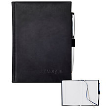 Pedova Bound Ultra Hyde Journal Book - 5 in. x 7 in. - J.P. Morgan