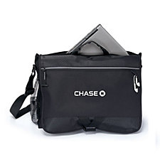 Focus Messenger Bag - Chase