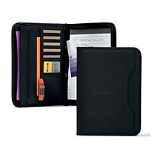 Deluxe Executive Padfolio - 10.25 in. L x 13.75 in. H  - Chase