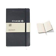 Moleskine Soft Cover Notebook - 5 in. x 8.25 in. - Chase