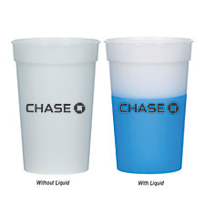 Color Changing Stadium Cup - 17 oz. - Chase