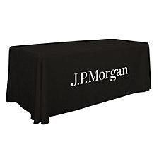 6 ft. Economy Table Throw - J.P. Morgan
